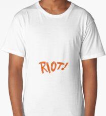 Paramore Riot Long T-Shirt