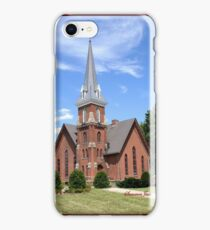 Make a Joyful Noise ~ Psalm 100 iPhone Case/Skin