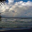 Cabarita rainbow by Annie Smit