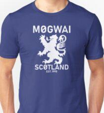 Mogwai Scotland Slim Fit T-Shirt