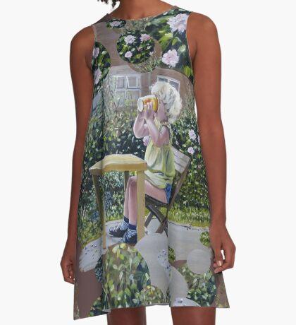 Dorst  ~Thirsty A-Line Dress