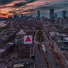 Kenmore Square, Boston by mattmacpherson