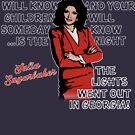 "Julia ""The Night The Lights Went Out In Georgia"" by RobC13"