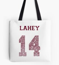 "Isaac ""Quote"" Jersey V2.0 Tote Bag"