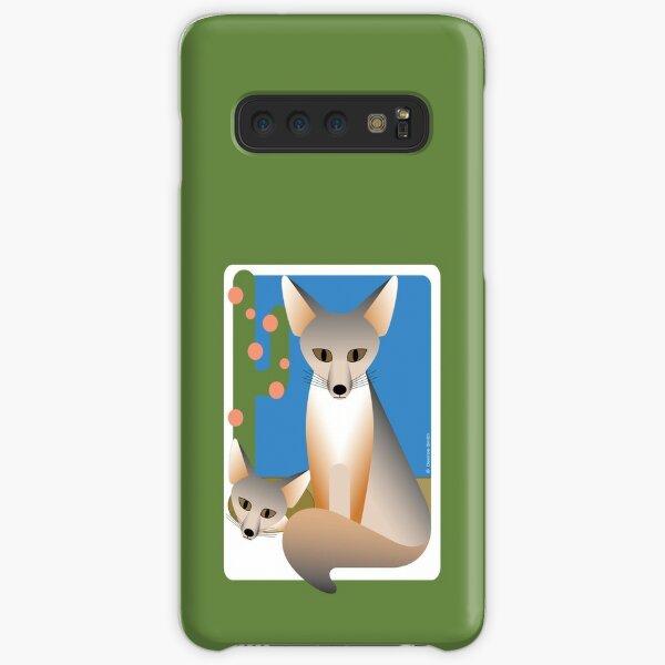 Kit Fox #3 Samsung Galaxy Snap Case