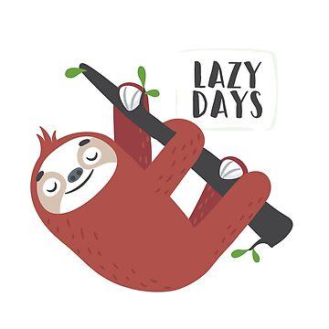 Slot - Lazy Days by rjzinger