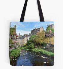Dean Village - Edinburgh Tote Bag