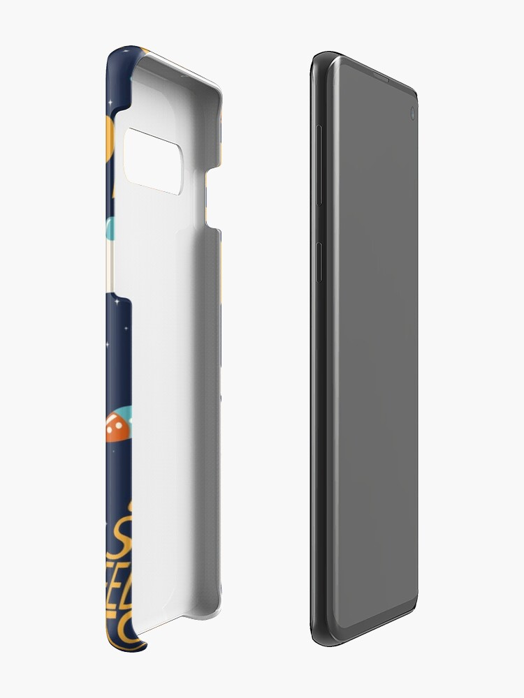 Alternate view of United Space Federation Case & Skin for Samsung Galaxy