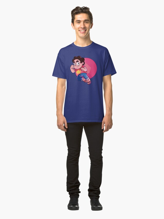 Alternate view of Steven Universe Classic T-Shirt
