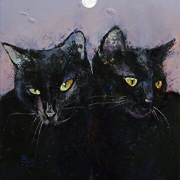 Gothic Cats by michaelcreese