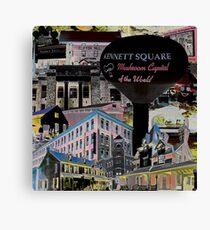 Kennett Square, PA Canvas Print