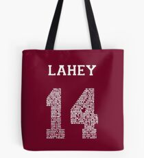 "Isaac ""Quote"" Jersey Tote Bag"