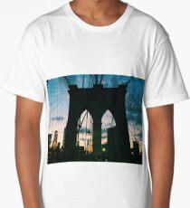 Brooklyn Bridge Long T-Shirt