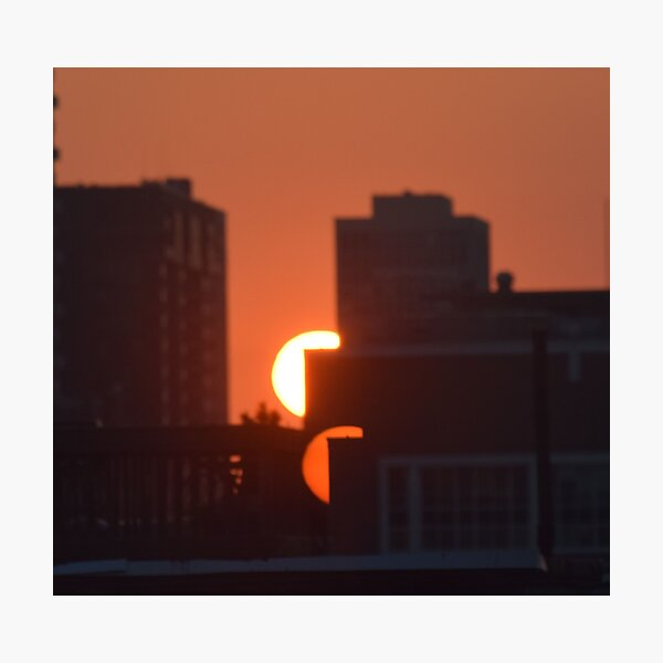 Rise and Shine Photographic Print