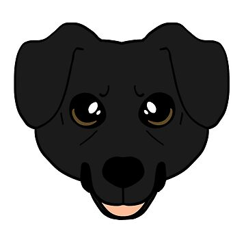 Black Lab by sadsurplus