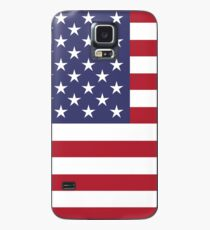 United States Flag Case/Skin for Samsung Galaxy