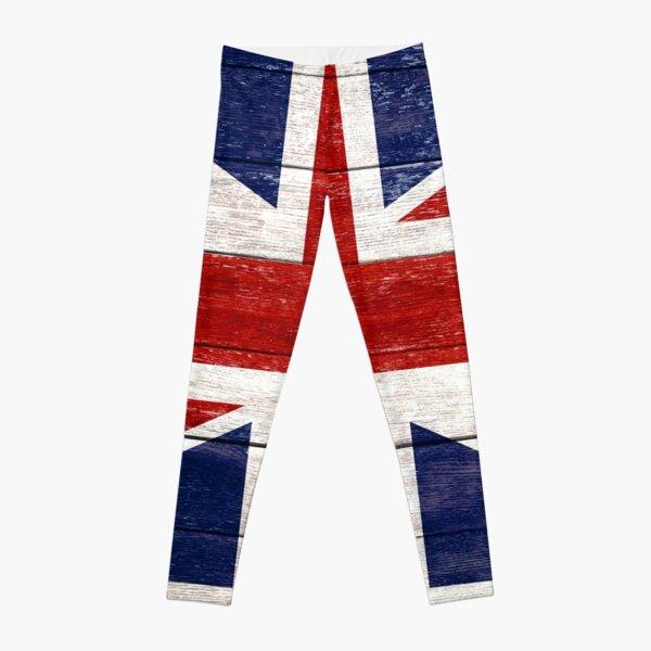 UK Flag Leggings
