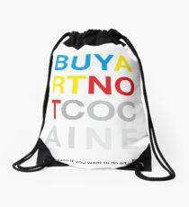Buy Art Not Cocaine Mochila de cuerdas