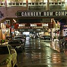 Cannery Row - Monterey by David Denny