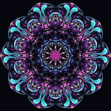 Kaleidoscope Design by fantasytripp