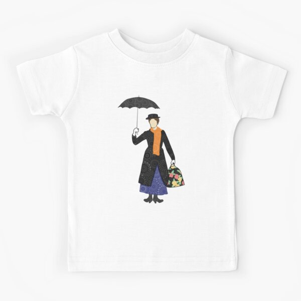 Mary Poppins Kids T-Shirt