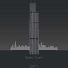 Sears Tower by scbb11Sketch