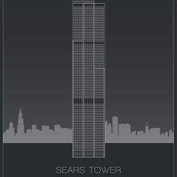Sears Tower by scbb11Sketch