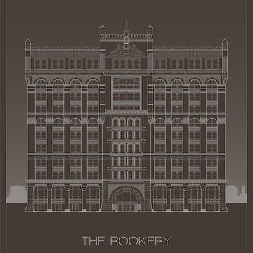 The Rookery by scbb11Sketch