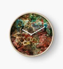 Caged Life Clock