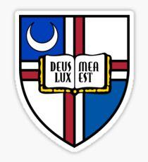 the catholic university of america crest Sticker
