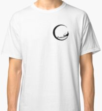 Lighthouse at Night Classic T-Shirt