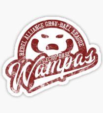 Echo Base Wampas Sticker
