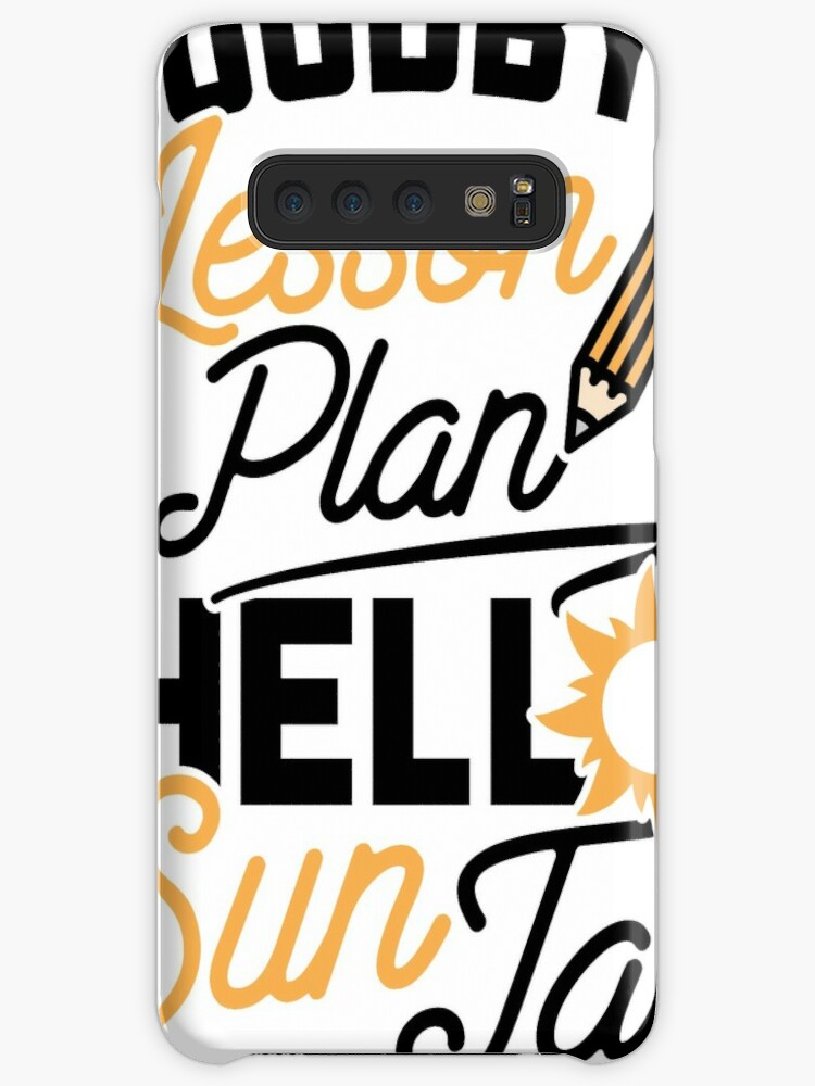A Teachers Case Against Summer Vacation >> Summer Vacation Shirt For Teachers Goodbye Lesson Plan Tee Cases
