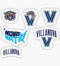 villanova sticker pack Sticker