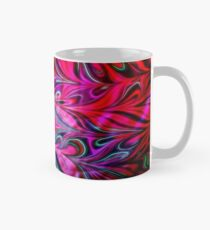 Marbled - Reds and Pinks Tasse