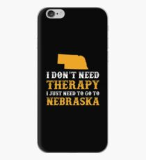 Nebraska I Just Need To Go To Nebraska iPhone Case