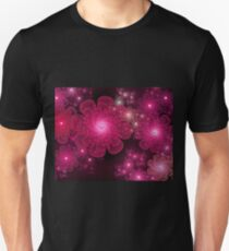 Pink Poppies Unisex T-Shirt
