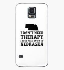 Nebraska I Just Need To Go To Nebraska Case/Skin for Samsung Galaxy