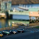 Tiny Marina Parking by Shannon Beauford