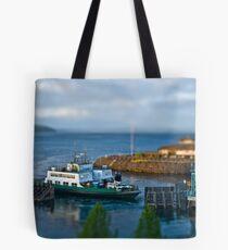 Tiny Ferry Tote Bag