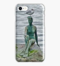 Girl in a Wetsuit iPhone Case/Skin