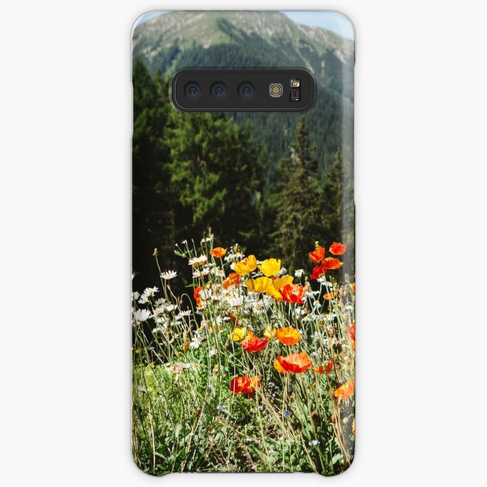 Mountain garden Case & Skin for Samsung Galaxy