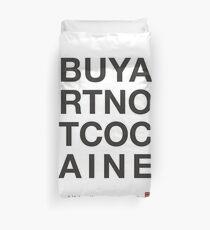Compra arte no cocaina Funda nórdica