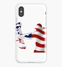 American Bow Hunter iPhone Case