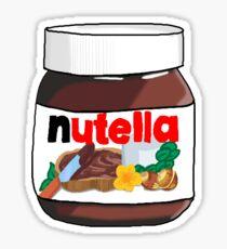 Love Nut Sticker