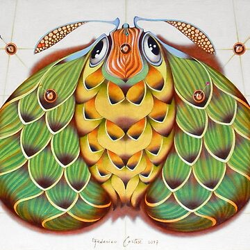The hop moth by ico1971