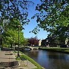 Bourton-auf-dem-Wasser, Gloucestershire, England von trish725