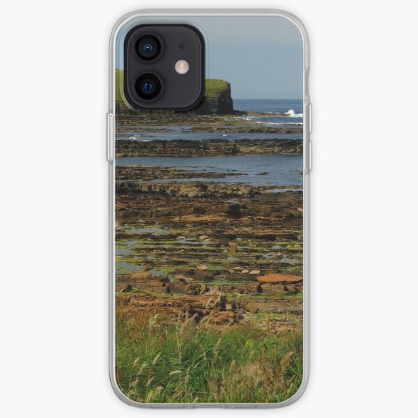 LINED ROCKS iPhone Soft Case