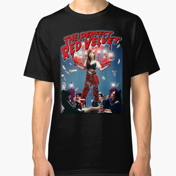 Red Velvet 02 Classic T-Shirt