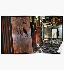 Just wait for me, my symphony... x Poster
